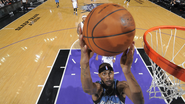 Minnesota Timberwolves v Sacramento Kings
