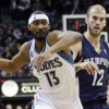 Nick Calathes, Corey Brewer