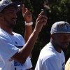 corey-brewer-dominique-jones-dallas-mavericks-mavs-championship-parade-2011