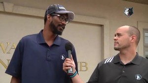Corey Brewer Summer Caravan