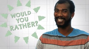 In this episode of Getting to Know Corey Brewer, find out what Corey likes best. Coke or Pepsi? Starbucks or Caribou? Beer or Wine? Watch to find out which ones will win!