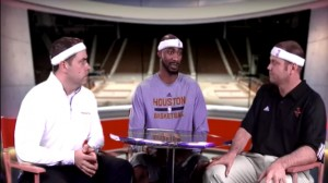 One of the newest Rockets, Corey Brewer, joins Joel and Craig to discuss the
