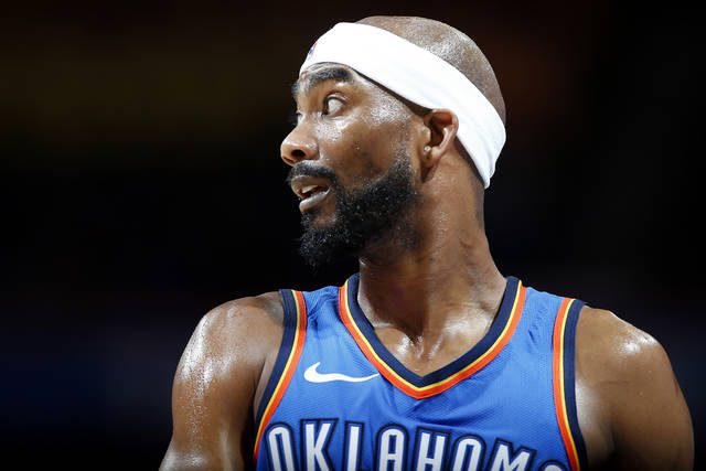 Corey Brewer fits in with Thunder thanks to big genes ...